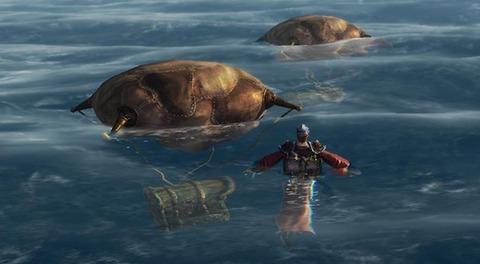 Bag archeage mer