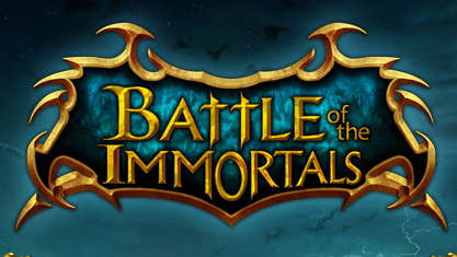 Logo de Battle of the Immotals
