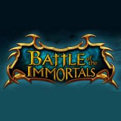 Logo de Battle of the Immortals