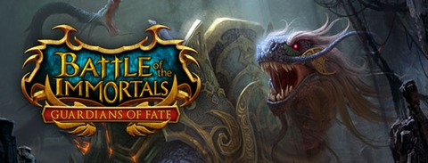 Battle of the Immortals: Guardians of Fate