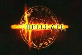 Logo de l'extension HellGate: Tokyo