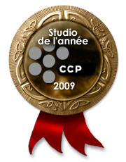 JOL d'Or 2009 : Studio de l'année