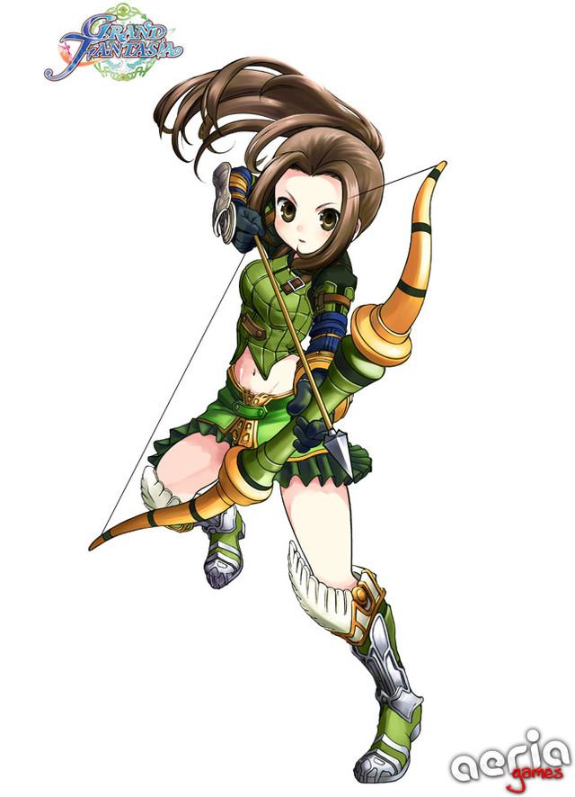 Classes : archer