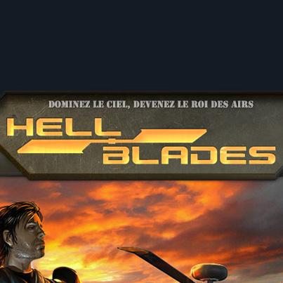 Logo de Hellblades