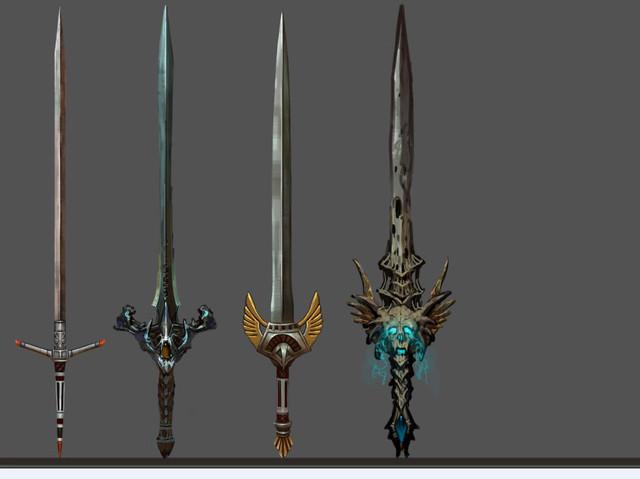 Equipement - Epées