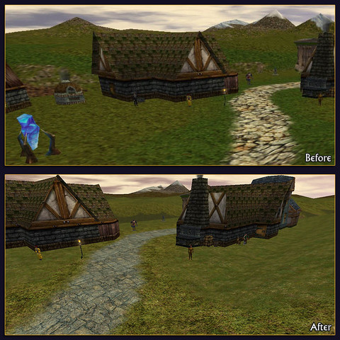 Asheron's Call - Asheron's Call s'offre un lifting graphique