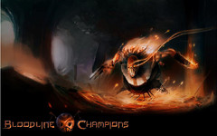 Bloodline Champions officiellement disponible
