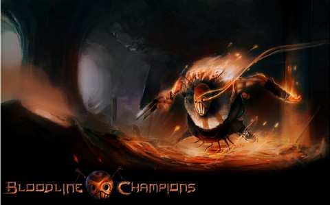 Bloodline Champions - Bloodline Champions officiellement disponible