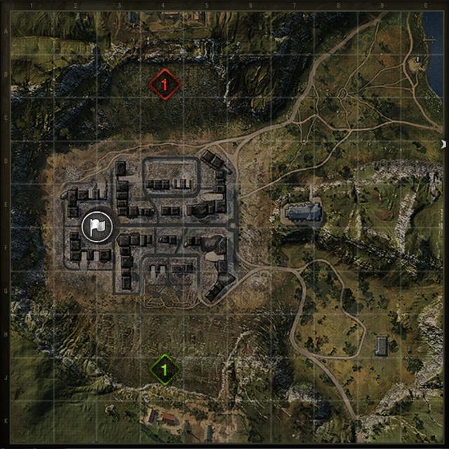 Map Mittengard