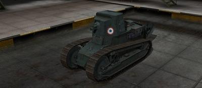 Renault BS Rang II