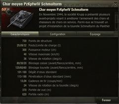 Details du PZ4 S.