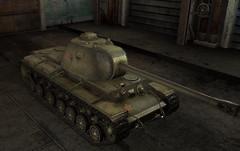 Char lourd KV-3