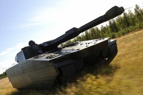 adaptiv BAE CV90