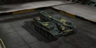 AMX-13 F3 AM Rang V