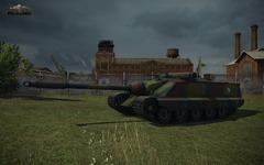 World of Tanks 7.5 - AMX 40 Foch 155