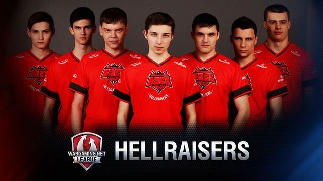 Team HELLRAISERS