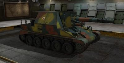 Lorraine 155 (50) Rang VI