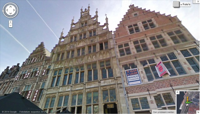 Windstorm architecture inspired by Ghent