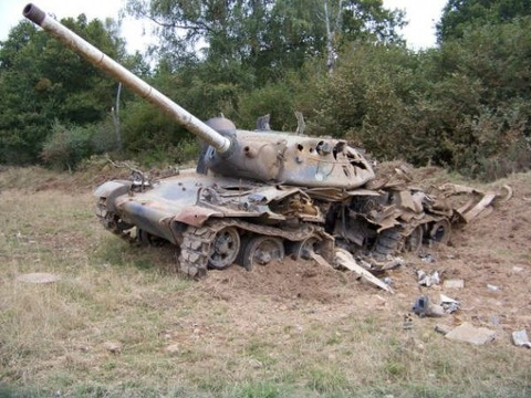 AMX-30 B La Courtine 13