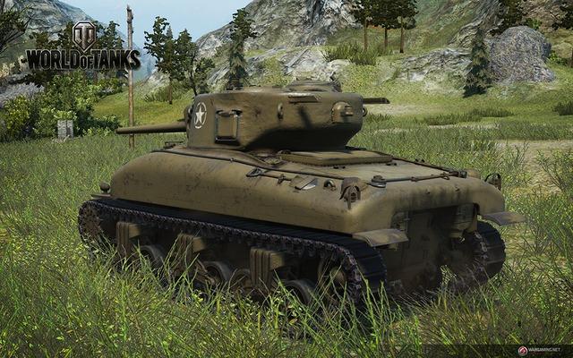 USA M4 Sherman