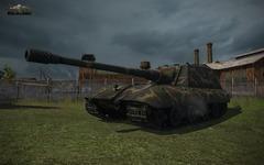 World of Tanks 7.5 - Jagd Pz E 100