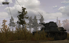 Lancement du bêta-test privé de World of Tanks