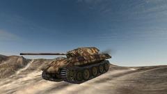 Panther M10 en action
