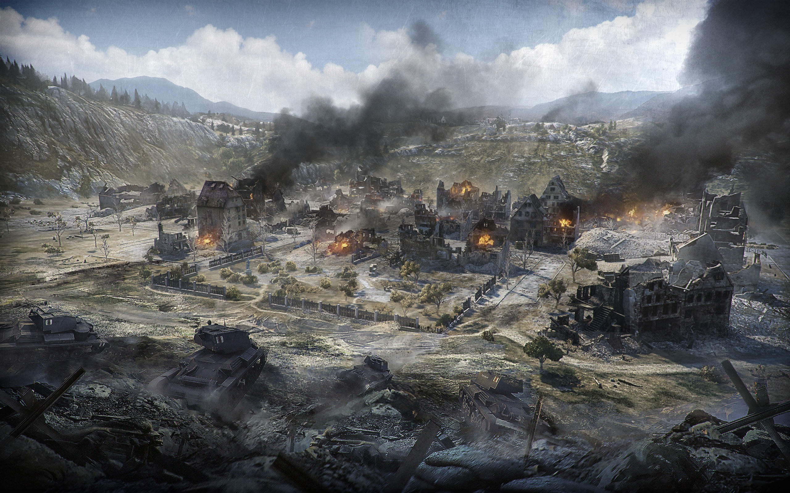 New Map Loading Screens
