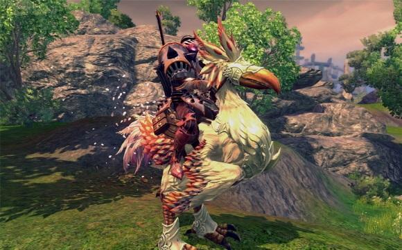Images de RaiderZ Online
