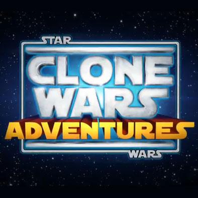 Logo de Clone Wars Adventures