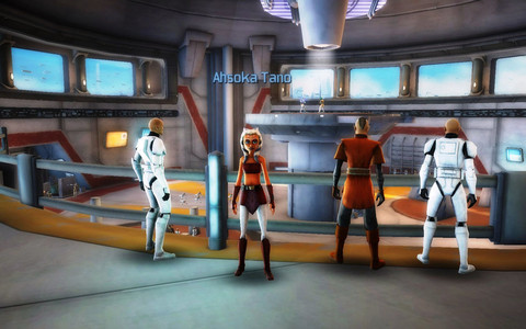 Clone Wars Adventures - Star Wars : Clone Wars Adventures confirmé
