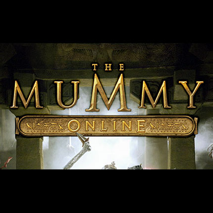 Logo de The Mummy Online