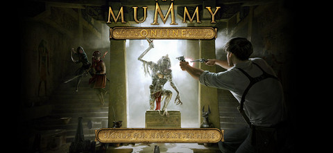 The Mummy Online - BigPoint annonce The Mummy Online, un Web MMO adapté du film La Momie