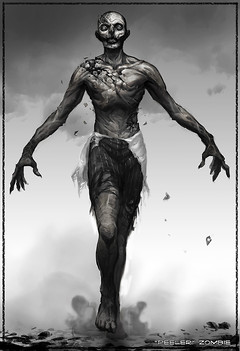 Zombie, par Doug Williams