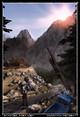 Refuge à la montagne, par Doug Williams