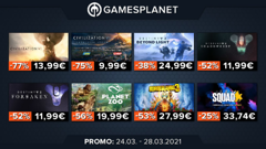 Promo Gamesplanet : Civilization VI (-77%), Borderlands 3 (-68%), Destiny 2 (-38%) et Super Seducer 3 non censuré en exclusivité (-5%)