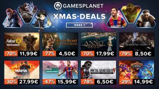 « XMAS Deals » Gamesplanet - semaine 1