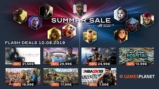 Soldes estivales Gamesplanet (jour 6)
