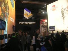 PGW 2011 - Stand NCsoft