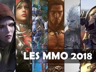 Bilan 2018 : quels MMO et jeux en ligne ont marqué votre année ?