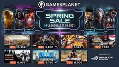 Spring Sale Gamesplanet, jour #2 : Anno 1800 à -55%, Dragon Ball Z: Kakarot à -65%, Shadow of War à -83%