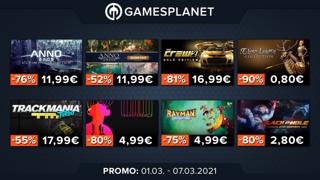 Jeux de la semaine : 49 jeux en promotion