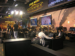 PGW 2011 - Stand Star Wars: The Old Republic