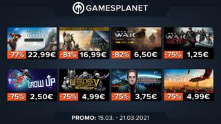 Gamesplanet : promotions de la semaine