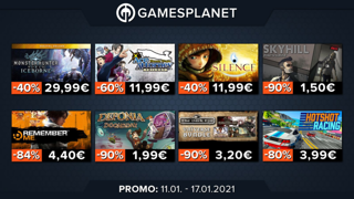 Promotions Gamesplanet