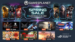 Spring Sale Gamesplanet, jour #6 : 260 jeux en promotion dont Elite Dangerous à 5,99€, Captain Tsubasa (-56%), Kingdoms of Amalur: Re-Reckoning (-60%)