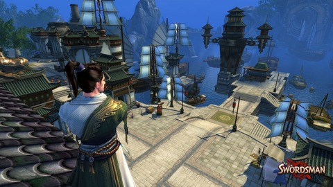Swordsman Online - Swordsman introduit son intrigue en vidéo