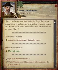 Mon Joli Pirate