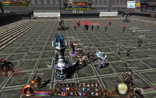BattleGround Arena .