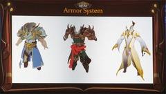 Armures EQNext